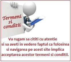 Termeni si conditii MagazinPurmo.ro