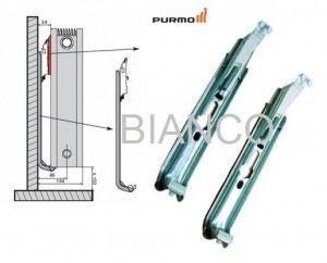 Calorifer Purmo Ventil Compact VC 22x600x2300
