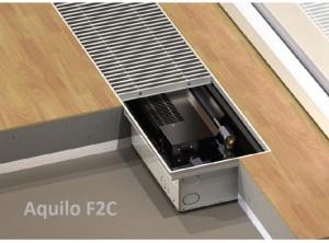 Aquilo F2C 110x240x600 cu ventilator