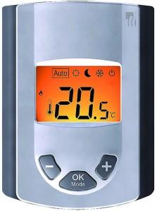 Termostat TempCO digital pentru pardoseala