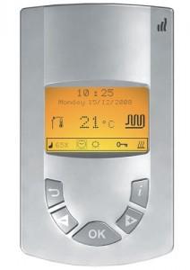 Termostat TempCo Central 230 V programabil