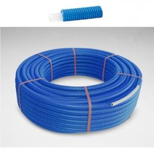 Purmo PEX 16x2 in conducta de protectie albastra, colac 100 m