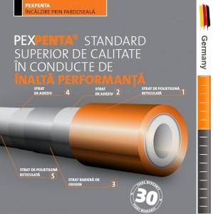 PexPenta 25 mm colac 50 m