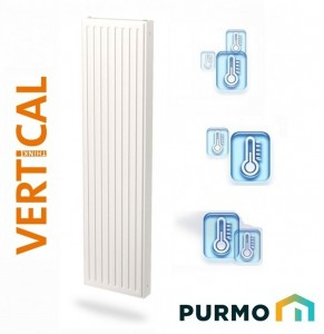 Imagine Purmo Compact Vertical