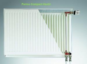 Calorifer Purmo Ventil Compact VC 22x600x600