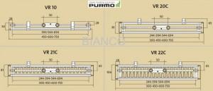 Calorifer vertical Purmo VR10/1800/450
