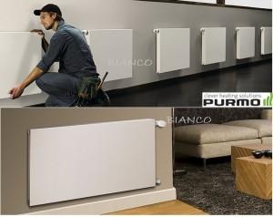 Calorifer Purmo Plan Compact FC 22x600x1200