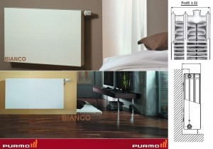 Calorifer Purmo Plan Compact FC 33x300x600