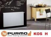 Imagine Calorifer decorativ Purmo KOS H 22x600x900