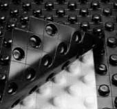 Imagine Placa cu nuturi Purmo Noppjet UNI 1400x800x 20+20mm 8.96 mp