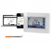 Foto Controler Touch E3 Purmo SMART - WiFi